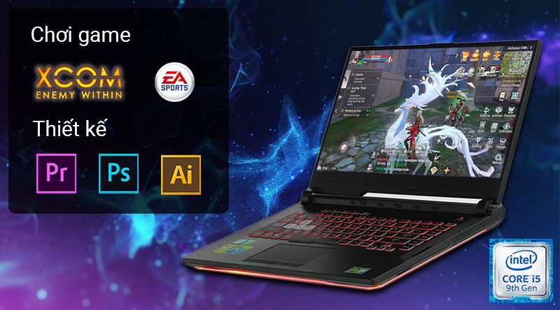 Laptop Asus Gaming ROG G531G hiệu năng cao cùng nhiều tính năng hiện đại