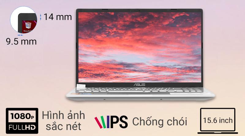 ASUS VivoBook X509U là chiếc laptop 15.6 inch