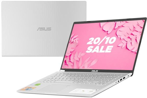 Asus VivoBook X509FJ i5 8265U/4GB/512GB/2GB MX230/Win10 (EJ155T)