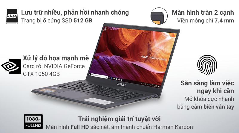 Asus VivoBook Pro F571GD i5 8300H (BQ387T)