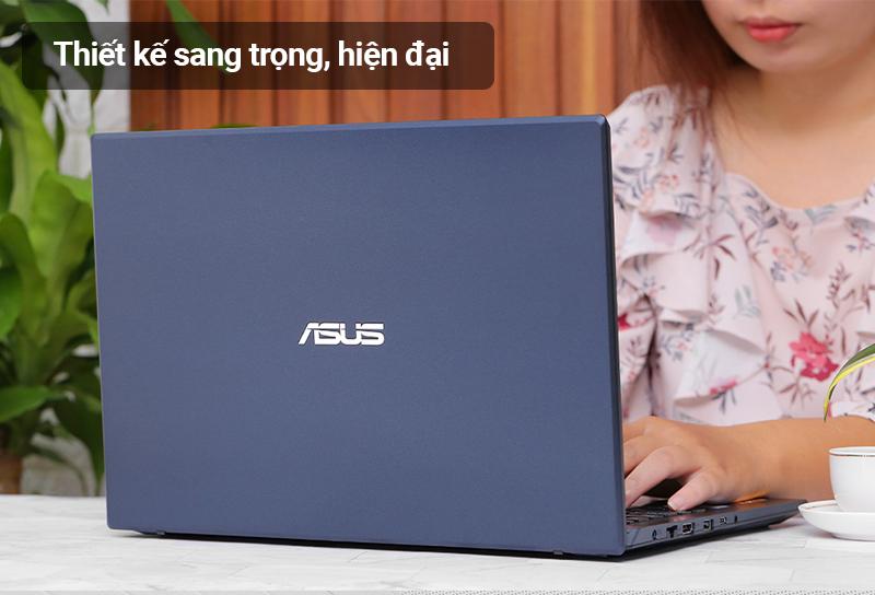 Laptop Asus F571GD có vẻ ngoài sang trọng