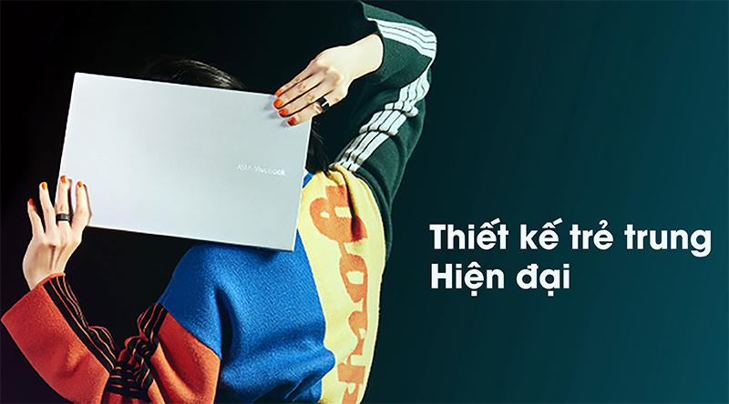 Laptop Asus VivoBook S15 S531FA năng động