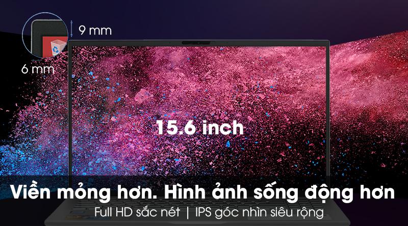 Laptop Asus VivoBook S15 S531FA hiển thị rõ nét