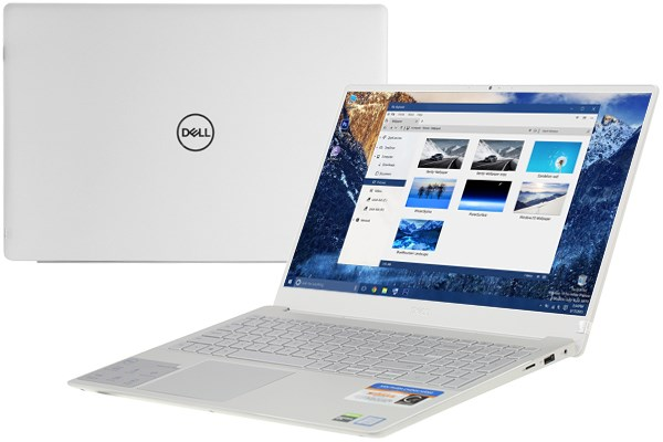 Laptop Dell Inspiron 7591 i5 9300H/8GB/256GB/3GB GTX1050/Win10 (N5I5591W)