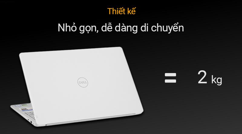 Laptop Dell Inspiron 7591 được thiết kế theo phong cách văn phòng