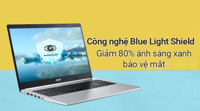 Laptop Acer Aspire A515 54 54EU bảo vệ mắt
