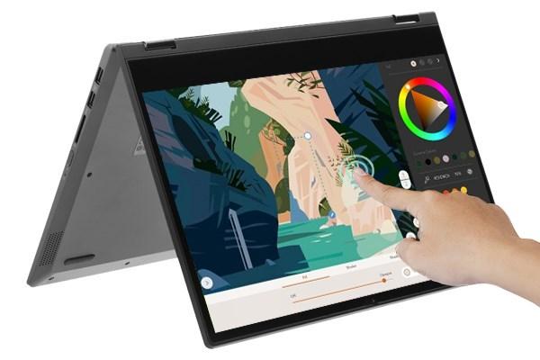 Laptop Lenovo IdeaPad C340 14IML i3 10110U/8GB/512GB/Touch/Win10 (81TK007PVN)