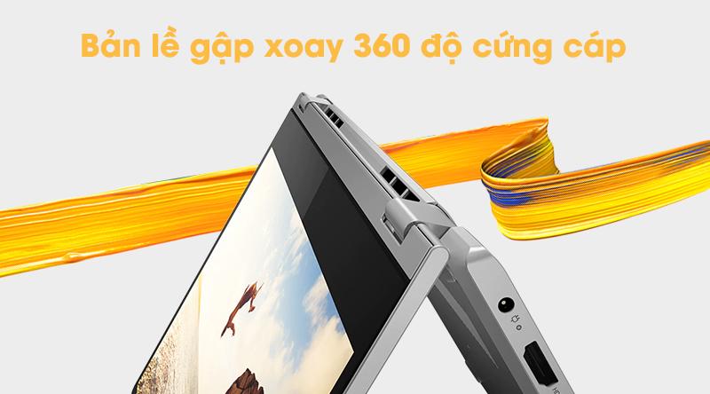 Lenovo IdeaPad C340 có khả năng gập xoay 360 độ