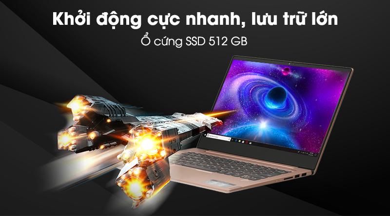 SSD Lenovo IdeaPad S540 14IML