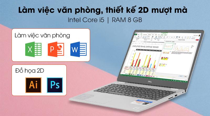 Cấu hình Dell Inspiron 5593 i5