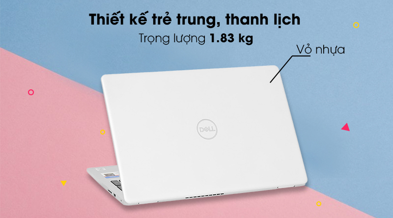 Thiết kế Dell Inspiron 5593 i5
