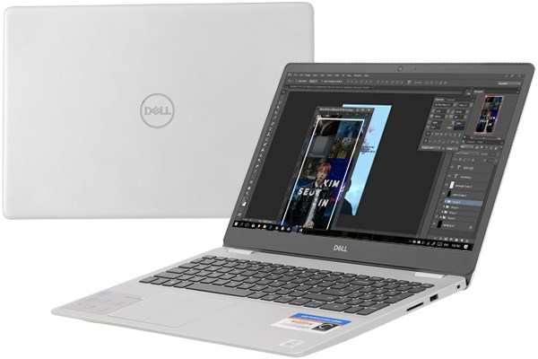 Laptop Dell Inspiron 5593 i5 1035G1/8GB/512GB/Win10 (7WGNV1)