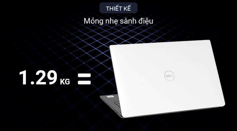 Laptop Dell XPS 13 7390 i5 (70197462) là chiếc laptop doanh nhân cao cấp