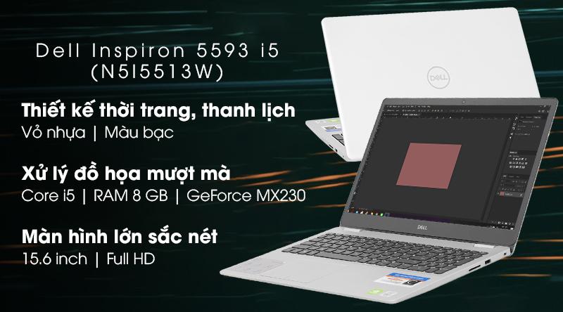Dell Inspiron 5593 i5 1035G1 (N5I5513W)