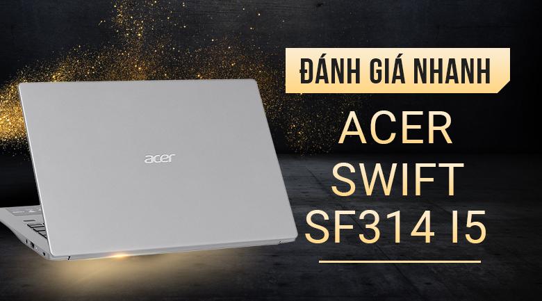 Acer Swift 3S SF314 57G 53T1 i5 1035G1 (NX.HJESV.001)