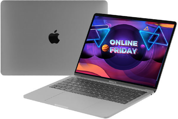 Apple Macbook Pro Touch 2019 i5 1.4GHz/8GB/256GB (MUHP2SA/A)