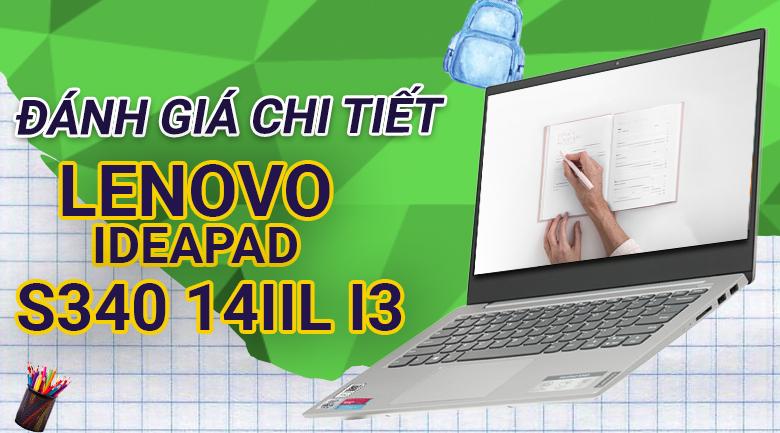 Lenovo IdeaPad S340 14IIL i3 1005G1 (81VV003VVN)