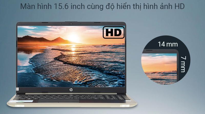Laptop HP 15s màn hình siêu rộng