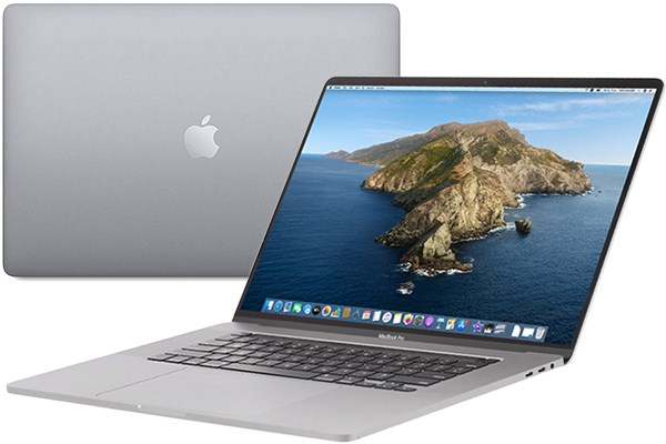 Laptop MacBook Pro Touch 16 inch 2019 i7 2.6GHz/16GB/512GB/4GB Radeon Pro 5300M (MVVJ2SA/A)