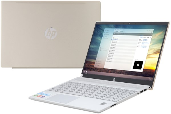 HP Pavilion 15 cs3014TU i5 1035G1/4GB/256GB/Win10 (8QP20PA)
