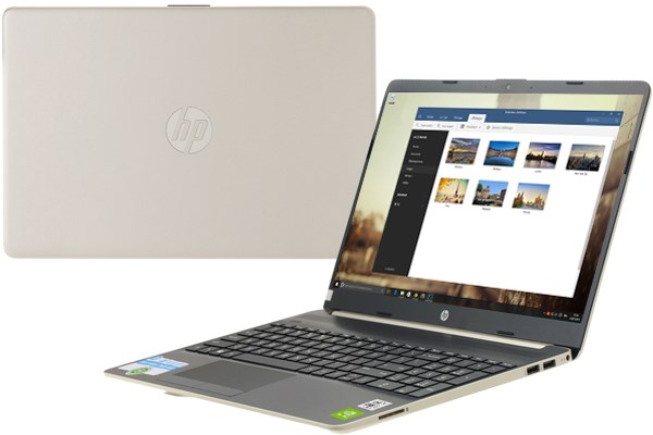 Laptop HP 15s du1035TX i5 10210U/8GB/512GB/2GB MX130/Win10 (8RK36PA)