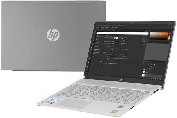 Laptop HP Pavilion 15 cs3119TX i5 1035G1/4GB/256GB/2GB MX250/Win10 (9FN16PA)