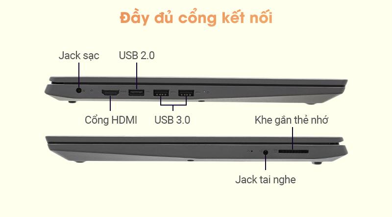Dễ dàng kết nối với máy chiếu, truyền dữ liệu...
