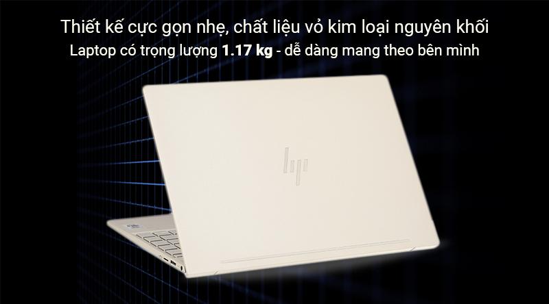 Laptop HP Envy 13 aq1022TU i5 thiết kế siêu mỏng nhẹ