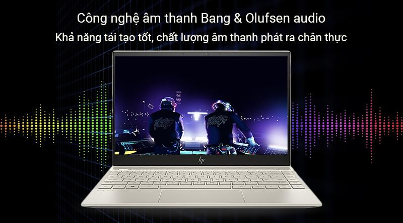 Laptop HP Envy 13 aq1022TU i5 trải nghiệm không gian âm thanh tuyệt hảo
