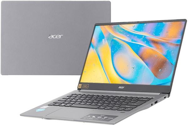 Laptop Acer Swift 3 SF314 57 52GB i5 1035G1/8GB/512GB/Win10 (NX.HJFSV.001)