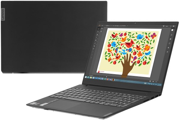 Laptop Lenovo IdeaPad S340 15IIL i7 1065G7/8GB/512GB/Win10 (81VW007AVN)