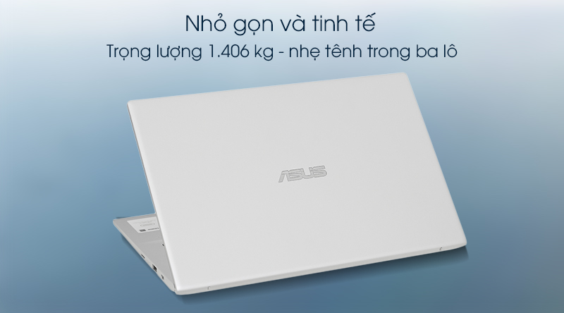 Laptop ASUS VivoBook A412FA i5 (EK738T) là mẫu laptop văn phòng