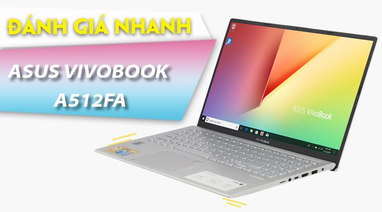 Asus VivoBook A512FA i5 10210U (EJ1734T)