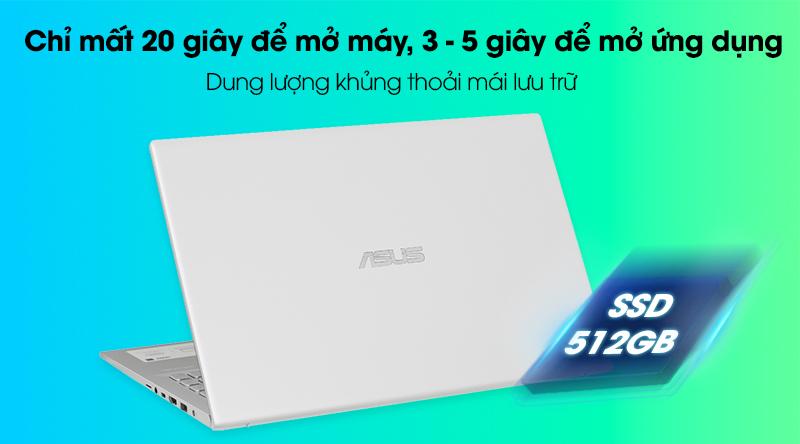 SSD Asus VivoBook A512FA