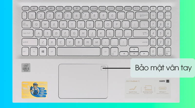 Cảm biến vân tay Asus VivoBook A512FA
