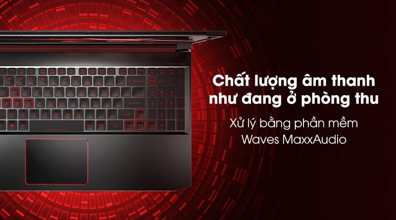 Công nghệ âm thanh Waves MaxxAudio tinh chỉnh âm thanh trong trẻo