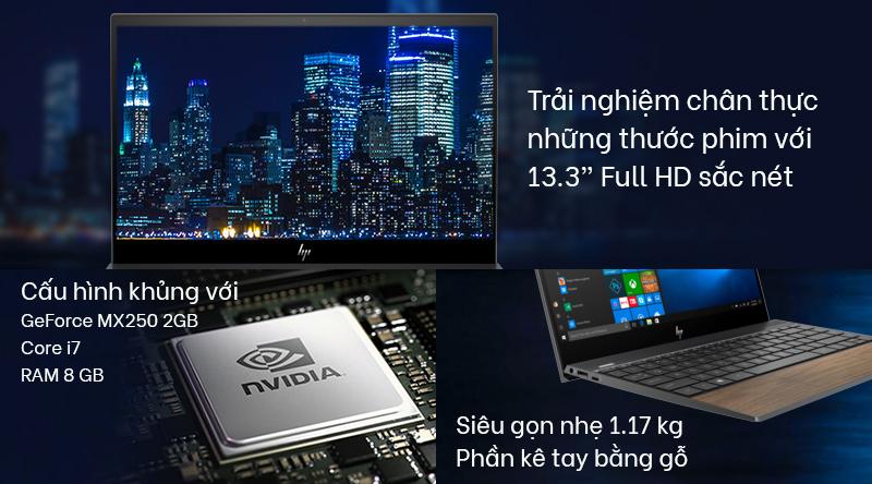 HP Envy 13 aq1057TX i7 10510U (8XS68PA)