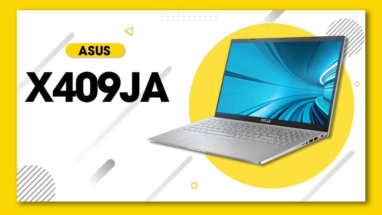 Asus VivoBook X409JA i3 1005G1 (EK015T)