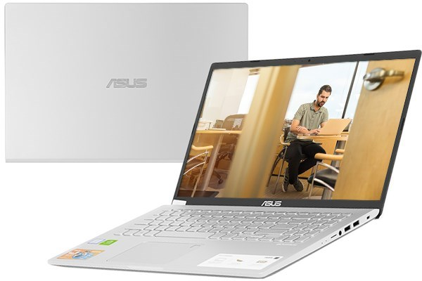 Laptop Asus VivoBook X509JA i7 1065G7/8GB/512GB/Office 2019/Win10 (EJ232TS)
