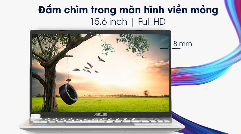 Laptop ASUS VivoBook X509JA i7 (EJ232TS) - màn hình