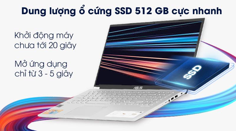 Laptop ASUS VivoBook X509JA i7 (EJ232TS) - ssd