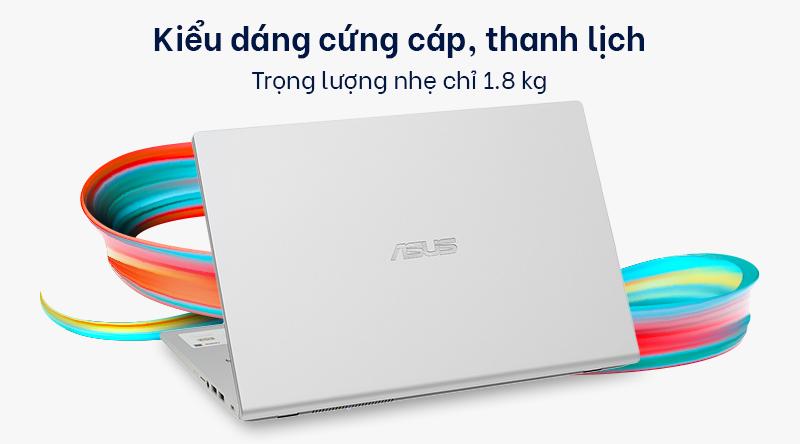 Laptop ASUS VivoBook X509JA i7 (EJ232TS) có ngoại hình hiện đại