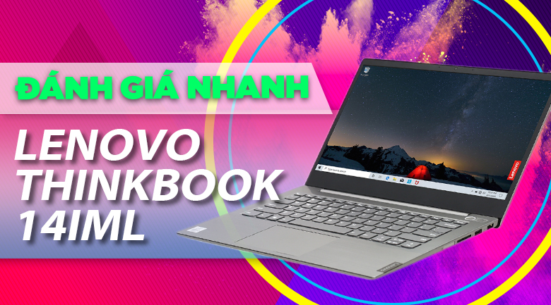 Lenovo ThinkBook 14IML i3 10110U (20RV00B7VN)