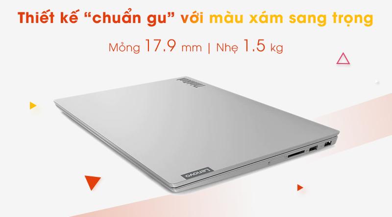 Laptop Lenovo ThinkBook 14IML i3 (20RV00B7VN) thuộc dòng laptop văn phòng