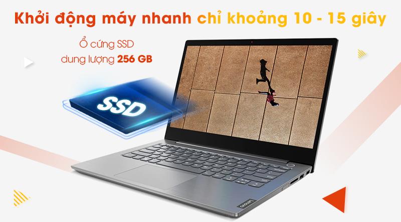 Lenovo ThinkBook 14 IML với khả năng tiết kiệm điện