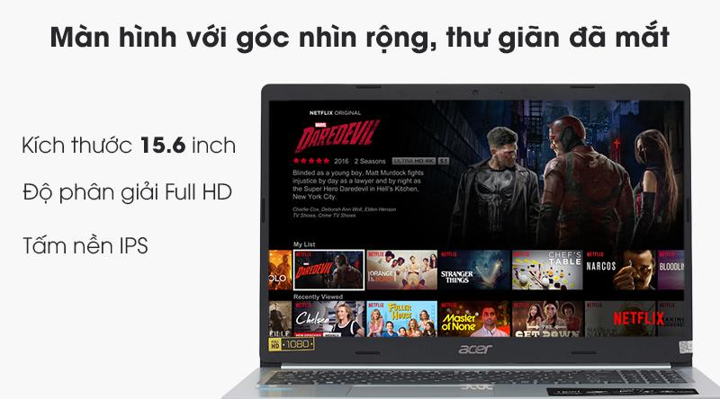 Laptop Acer Aspire A515 | Màn hình 15.6 inch