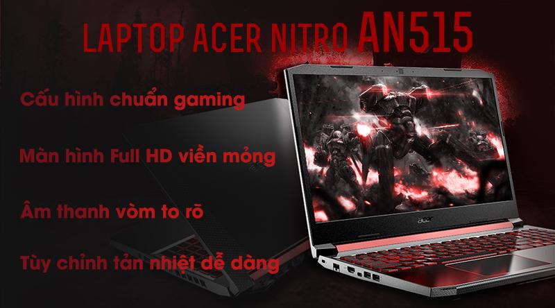 Acer Nitro AN515 43 R9FD R5 3550H (NH.Q6ZSV.003)