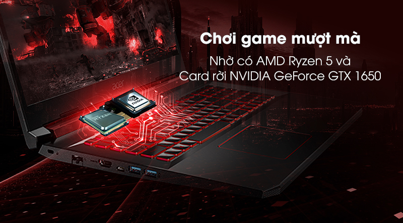 Acer Nitro AN515 43 R9FD R5