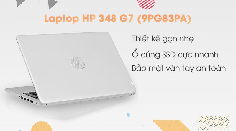 HP 348 G7 i3 8130U (9PG83PA)