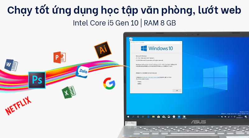 Asus VivoBook X509JP | Core i5 Gen 10